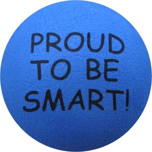 Proud to be Smart - Blue