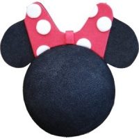 Minnie Mouse Bow - 10 left
