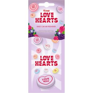 Love Hearts Summer Berries