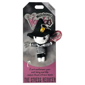 Voodoo Doll - 'The Stress Reducer'