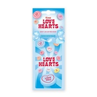 Love Hearts Candy Floss