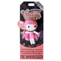 Voodoo Doll - 'The Hairdresser'